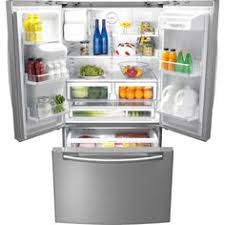 Samsung French Door Refrigerator Cu Ft - samsung 27 9 cu ft family hub 4 door flex french door