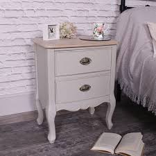 two drawer bedside table used louis collection two drawer bedside table in wakefield for