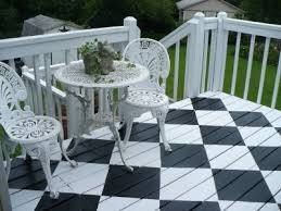 Outdoor Floor Painting Ideas Best 25 Painted Deck Floors Ideas On Pinterest How To Paint