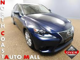 lexus sedan 2015 2015 used lexus is 250 4dr sport sedan awd at north coast auto