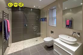 modern bathroom renovation ideas bathroom walls study blue grey small black corner tiles remodel