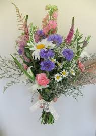 country wedding flowers from warwickshire