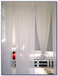 Room Divider Curtain Ikea Ikea Panel Curtains As Room Divider Chairs Home Decorating