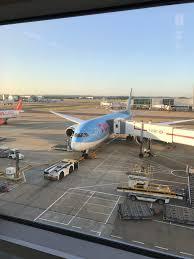 thomson tui dream liner lgw u003e pmi airliners net
