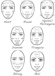25 best ideas about contouring round faces on make up contouring make up steps and define round