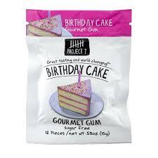 gourmet birthday cakes project 7 gourmet gum birthday cake from h e b instacart