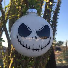 skellington ornament nightmare before these