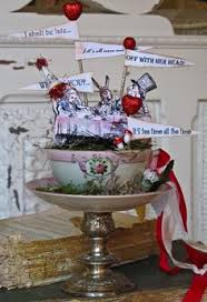 Mad Hatter Tea Party Centerpieces by Mad Hatter U0027s Tea Party Wedding Wedding Ceremony Pinterest