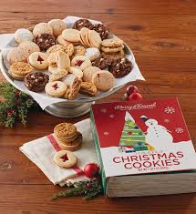 christmas cookie gifts the book of christmas cookies cookie gifts delivered harry david