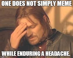 Boromir Memes - frustrated boromir memes imgflip