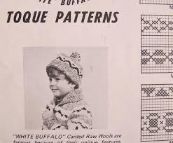 cowichan hat white buffalo knitting pattern 2 customer reviews and 59 listings