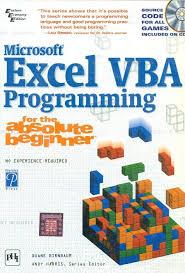 microsoft excel vba programming for the absolute beginner 1st