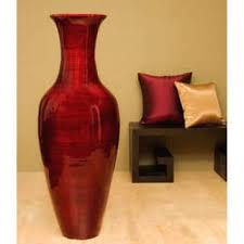Red Vases And Bowls Vases Shop The Best Deals For Nov 2017 Overstock Com