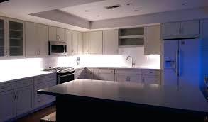 Led Lights Kitchen Kitchen Cabinet Led Lights Lighting Counter Size