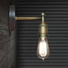 Edison Bulb Wall Sconce 83 Best Lighting Images On Pinterest Copper Desks And Pendant