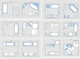 Bathroom Remodeling Plans Layout Bathrooms Pinterest - Bathroom design floor plans