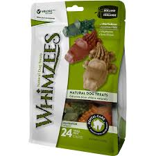 amazon com whimzees natural grain free dental dog treats small