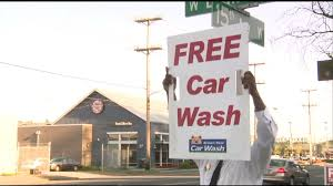 Wildfire Ash Car Wash by Brown Bear Offering Free Car Washes Today Q13 Fox News