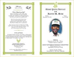 memorial service programs funeral program template microsoft word memorial service programs