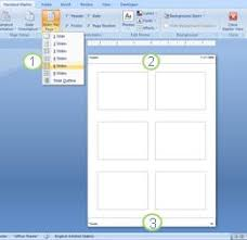 design von powerpoint in word edit page numbering footers and headers for handouts in powerpoint