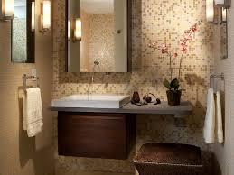 bathroom sink backsplash ideas bathroom backsplash styles and trends hgtv
