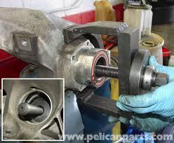 porsche boxster wheel bearing replacement 986 987 1997 08