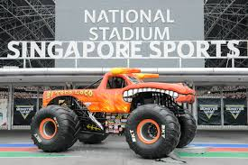 how many monster trucks are there in monster jam monster jam singapore augustman com