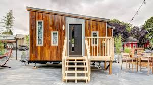 Tiny Home Hotel by The Modern At The Tiny Digs Hotel Tiny House Design Ideas Le