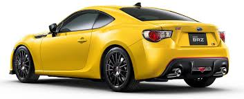 yellow subaru baja next gen subaru brz scion fr s confirmed