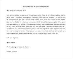 writing captivating recommendation letter application letter