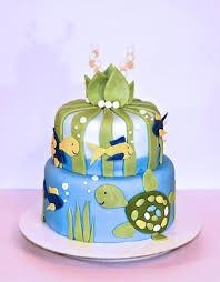 baby shower boy cakes turtles sweet t u0027s cake design peek a boo