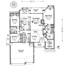 european style house plan 3 beds 2 baths 2220 sq ft plan 310
