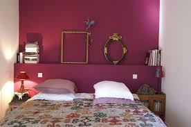 chambre beige prune élégant chambre adulte taupe maison design