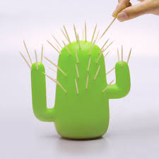 Toothpick Holders Cactooph Cactus Toothpick Holder The Green Head
