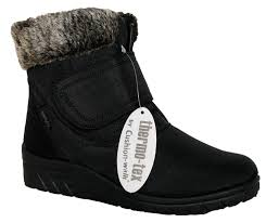tex womens boots australia cushion walk thermo tex womens comfort fit winter boots cw81