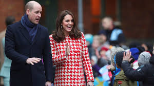 william and kate william and kate draw huge crowds during day with swedish royalty in