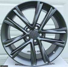 black rims for lexus es330 4 new 18