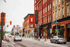 finding a boutique hotel experience in kitchener at the walper
