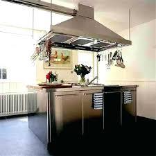 stainless kitchen island kitchen island hood stainless kitchen island range hood ideas