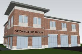 Small Fire Station Floor Plans Framingham Board To Hear Plans For New Saxonville Fire Station