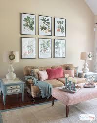 vintage livingroom meets modern living room decorating ideas