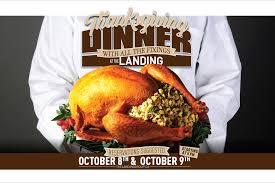 we will be closed on thanksgiving sign harpers landing bar grill hub restaurant oakville