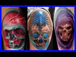 best skull tattoos ideas for mens skull tattoos women youtube