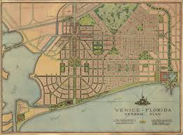 Venice Florida Map by City Of Venice