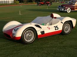 maserati birdcage the chicane vintage racecar