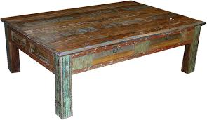 home decorators coffee table furniture rustic reclaimed wood coffee table with two drawer