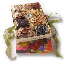 organic fruit basket california s organic gift basket 6 lbs of dried fruit nuts