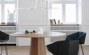 de la espada dining table solid wood that tells a story de la espada designagenda