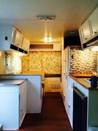Rv Renovation Ideas by Rv Hacks Remodel And Renovation 99 Hybrid Camper Travel Trailer