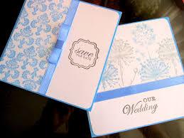 light blue wedding invitations the bubblescraft shop wedding invitation blue and red theme
